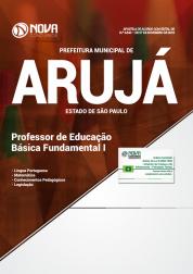 Apostila Prefeitura de Arujá - SP 2019 - Professor de Educação Básica Fundamental I