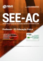 Apostila SEE-AC 2019 - Professor - P2 Educação Física