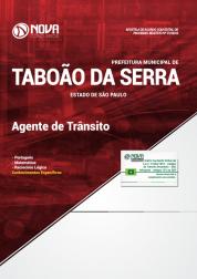 Apostila Prefeitura de Taboão da Serra - SP 2019 - Agente de Trânsito