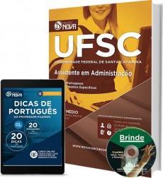 Apostila UFSC - Assistente em Administração