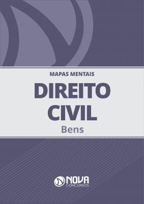Mapas Mentais - Direito Civil - Bens (PDF)