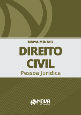 Mapas Mentais Direito Civil - Pessoa Jurídica (PDF)