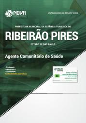 Apostila Prefeitura de Ribeirão Pires - SP 2019 - Agente Comunitário de Saúde