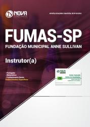 Apostila Download FUMAS-SP 2019 - Instrutor