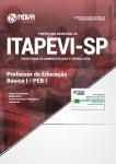 Apostila Download Prefeitura de Itapevi - SP 2019 - Professor de Educação Básica I - PEB I