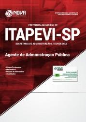 Apostila Prefeitura de Itapevi - SP 2019 - Agente de Administração Pública