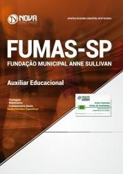 Apostila Download FUMAS-SP 2019 - Auxiliar Educacional