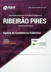 Apostila Prefeitura de Ribeirão Pires- SP 2019 Agente de Combate ás Endemias