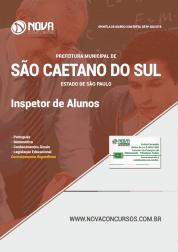 Apostila Prefeitura de São Caetano do Sul-SP 2019 -  Inspetor de Alunos