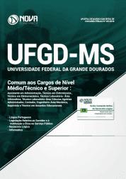 Apostila UFGD-MS 2019 - Comum aos Cargos de Nível Médio/Técnico e Superior