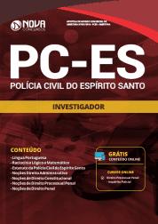 Apostila PC-ES 2019 - Investigador