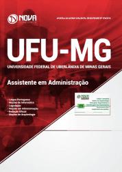 Apostila Download UFU-MG 2019 - Assistente em Administração