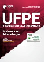 Apostila Download UFPE 2019 - Assistente em Administração