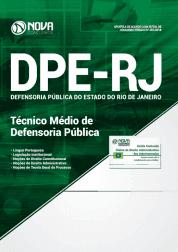 Apostila Download DPE-RJ 2019 - Técnico Médio de Defensoria Pública