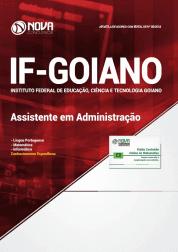 Apostila IF Goiano 2019 - Assistente em Administração