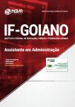 Apostila Download IF Goiano 2019 - Assistente em Administração