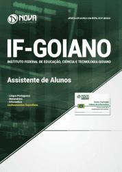 Apostila IF Goiano 2019 - Assistente de Alunos