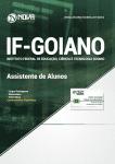 Apostila Download IF Goiano 2019 - Assistente de Alunos