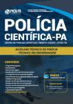 Apostila Download Polícia Científica do Pará - PA 2019 - Auxiliar Técnico de Perícia - Técnico em Enfermagem