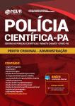Apostila Download Polícia Científica do Pará - PA 2019 - Perito Criminal - Administração