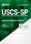 Apostila Download USCS-SP 2019 - Agente de Organização Escolar