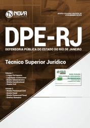 Apostila DPE-RJ 2019 - Técnico Superior Jurídico