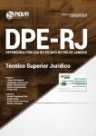 Apostila Download DPE-RJ 2019 - Técnico Superior Jurídico