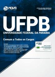 Apostila UFPB 2019 - Comum a Todos os Cargos