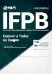 Apostila Download IFPB 2019 - Comum a Todos os Cargos