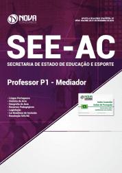 Apostila SEE-AC 2019 - Professor P1 - Mediador