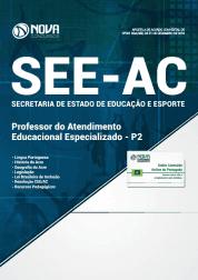 Apostila SEE-AC 2019 - Professor do Atendimento Educacional Especializado - P2
