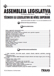 Técnico Legislativo - Nível Superior