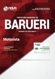 Apostila Download Prefeitura de Barueri - SP 2019 - Motorista