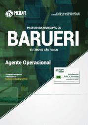 Apostila Prefeitura de Barueri - SP 2019 - Agente Operacional