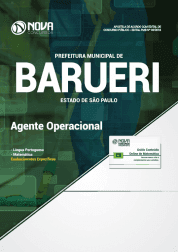 Apostila Download Prefeitura de Barueri - SP 2019 - Agente Operacional