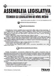 Técnico Legislativo - Nível Médio