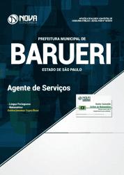 Apostila Prefeitura de Barueri - SP 2019 - Agente de Serviços