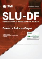 Apostila SLU-DF 2019 - Comum a Todas as Especialidades de Analista de Gestão de Resíduos Sólidos