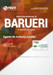Apostila Prefeitura de Barueri - SP 2019 - Agente de Inclusão Escolar