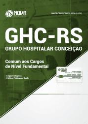 Apostila GHC-RS 2019 - Comum aos Cargos de Nível Fundamental
