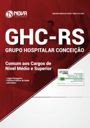 Apostila GHC-RS 2019 - Comum aos Cargos de Nível Médio e Superior