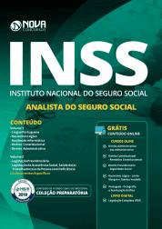 Apostila INSS 2019 - Analista do Seguro Social