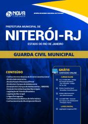Apostila Guarda Municipal de Niterói - RJ 2019