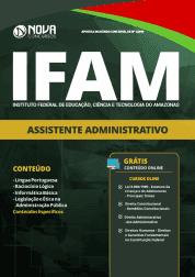 Apostila IFAM 2019 - Assistente Administrativo