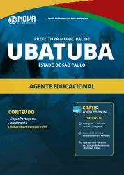Apostila Prefeitura de Ubatuba - SP 2019 - Agente Educacional