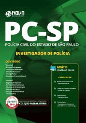 Apostila PC-SP 2019 - Investigador de Polícia
