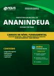 Apostila Download Prefeitura de Ananindeua - PA 2019 - Cargos de Nível Fundamental