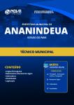 Apostila Download Prefeitura de Ananindeua - PA 2019 - Técnico Municipal