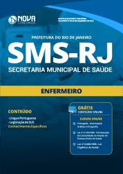 Apostila Download Prefeitura do Rio de Janeiro - RJ (SMS) 2019 - Enfermeiro