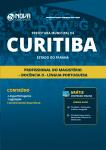 Apostila Download Prefeitura de Curitiba - PR 2019 - Profissional do Magistério - Docência II - Língua Portuguesa